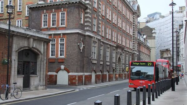 Great Scotland Yard, London - Sputnik International