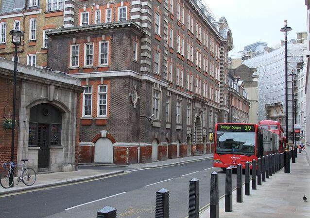 Great Scotland Yard, London
