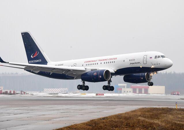Tu-204-300 airplane