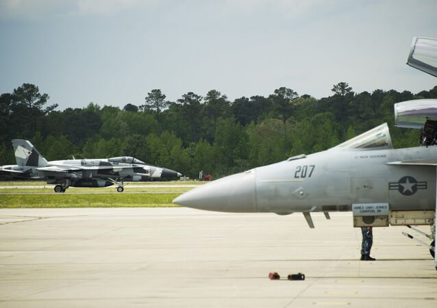 Naval Air Station Oceana in Norfolk, Virginia