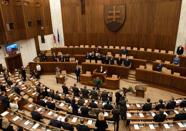 Slovak parliament