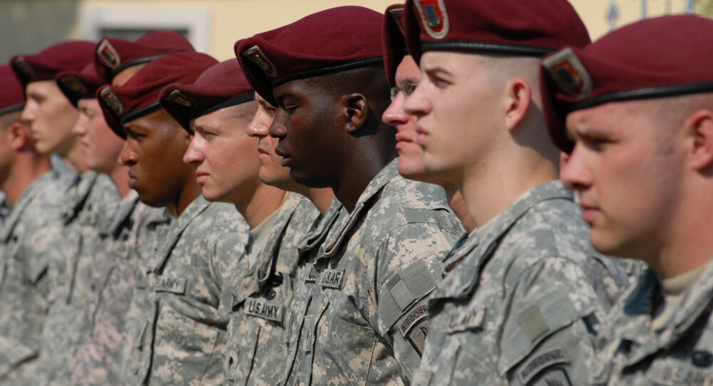 US Army Africa (File photo).
