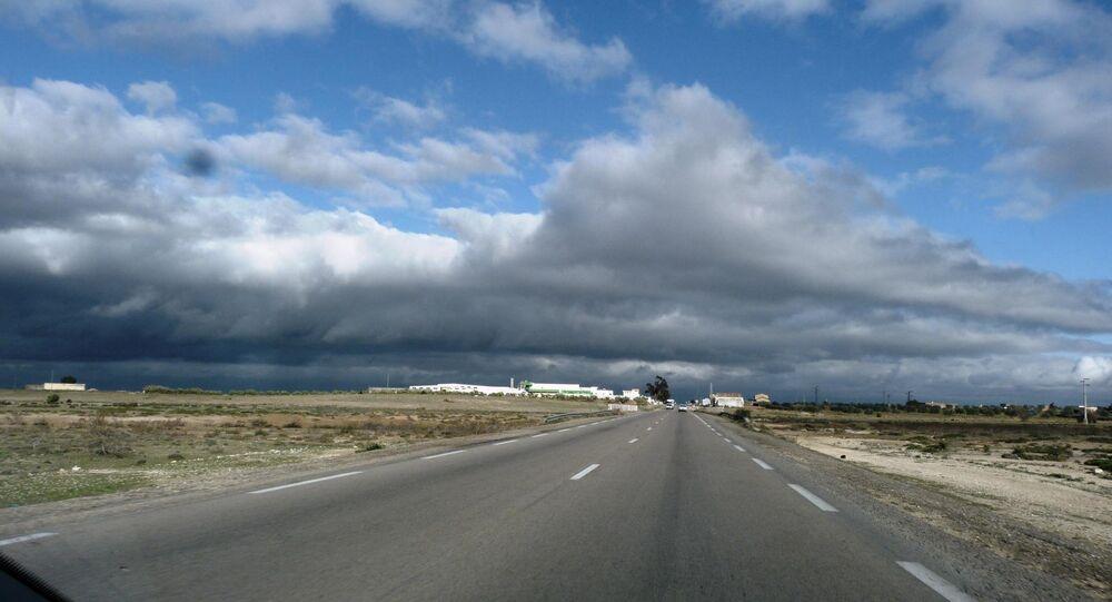 A road in Tunisia (File photo).