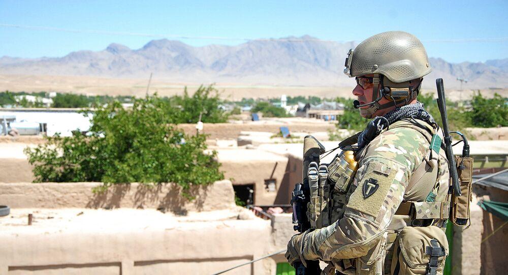 The US military (File photo).