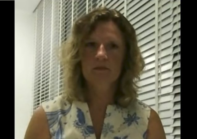 Russian-British academic Svetlana Lokhova speaks remotely with Fox News