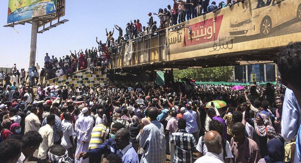 Donald Trump to remove Sudan from United States terror blacklist