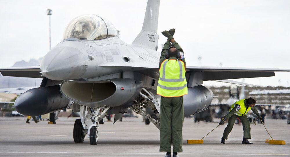 F-16 Pakistan Air Force