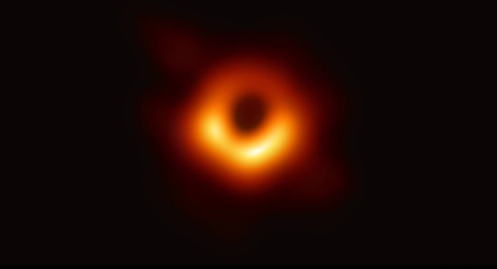 First ever photo of black hole revealed