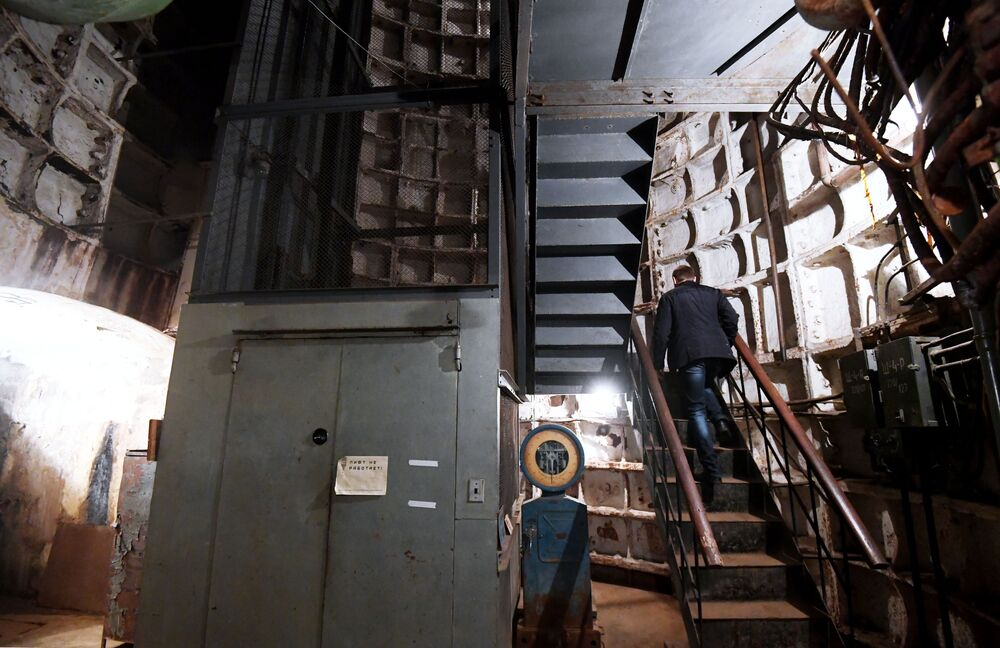 Top Secret: Explore Mysteries of Soviet Vault That Hosted Classified Data