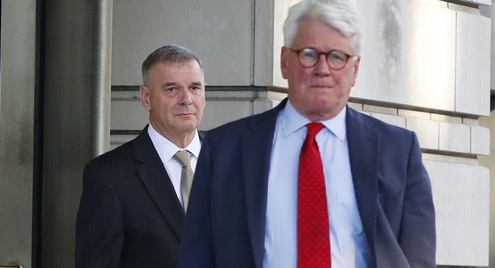 Attorney Greg Craig