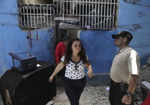 Iris Varela, Venezuela's Minister of Prisons