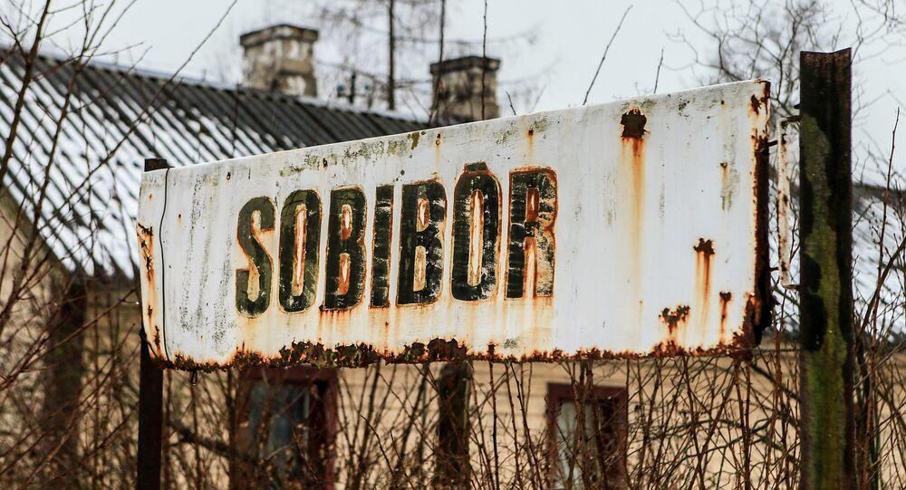 Nazi Sobibor Death Camp