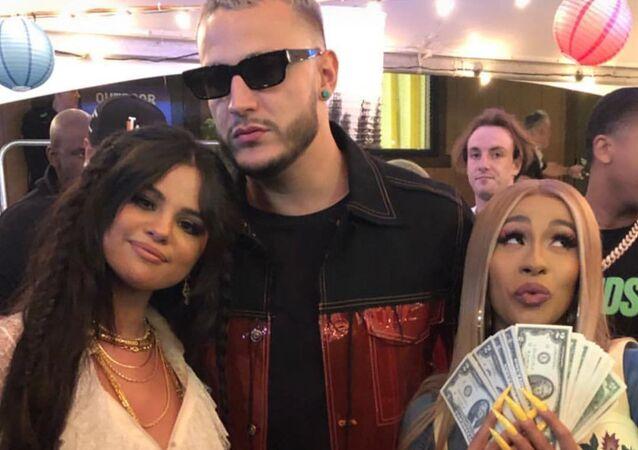 Selena Gomez, Cardi B, DJ Snake