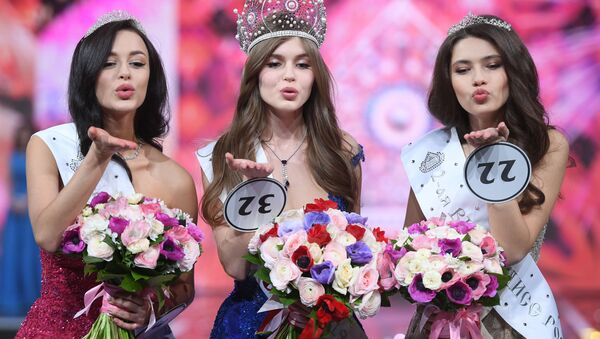 Mirror, Mirror on the Wall, Who's the Fairest of All? Miss Russia 2019 Finals - Sputnik International