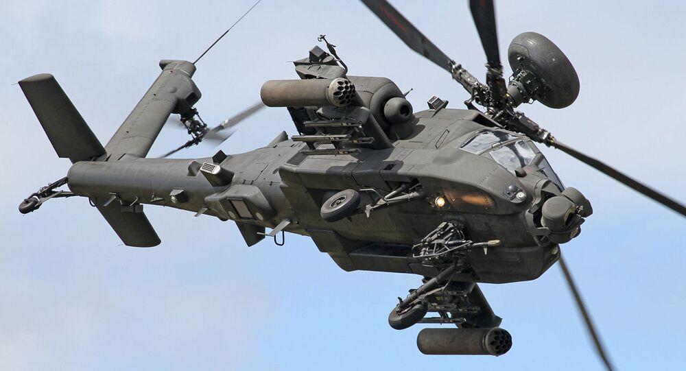 AgustaWestland Apache AH1 10
