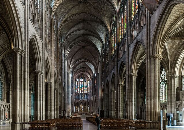 Basilica of Saint Denis, France