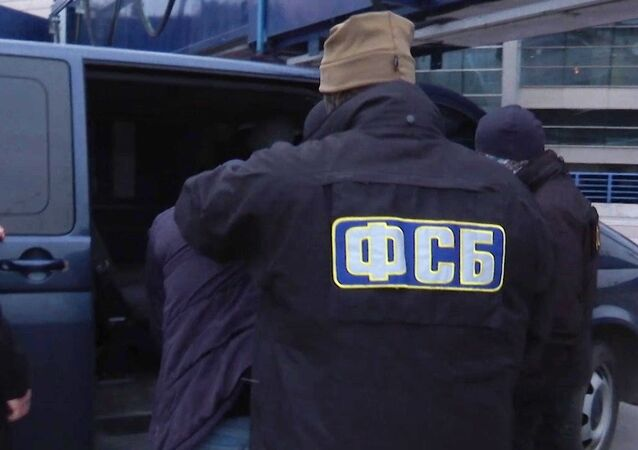 Russia's Federal Security Service (FSB).