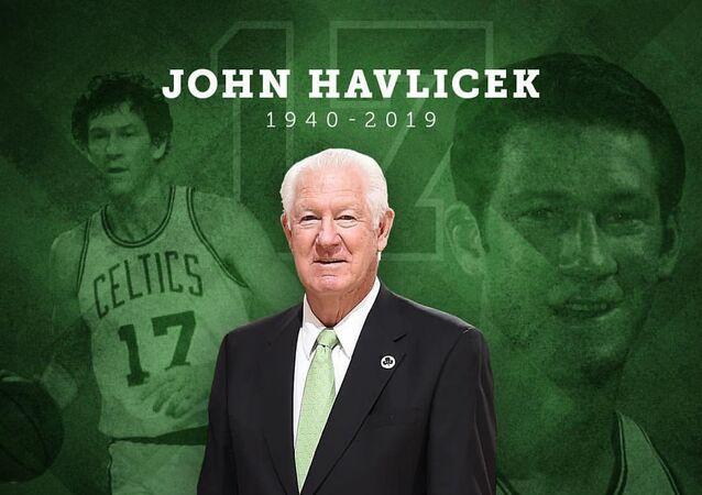 Boston Celtics, John Havlicek