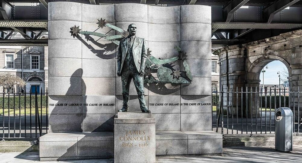 James Connolly 5 June 1868 – 12 May 1916)