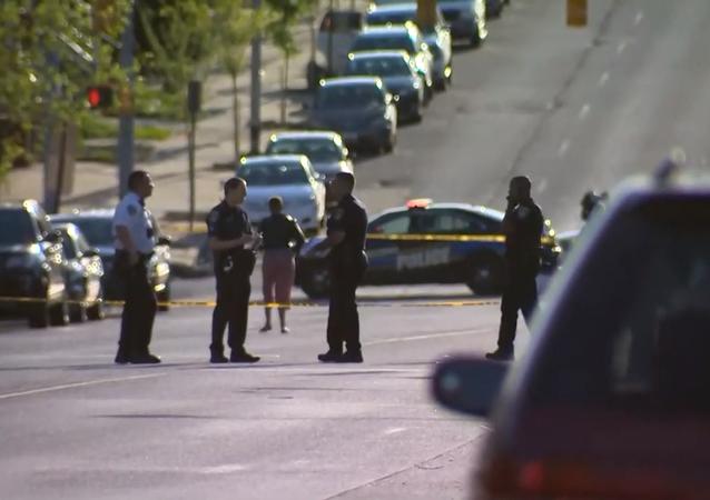 Baltimore shooting, 28 April 2019