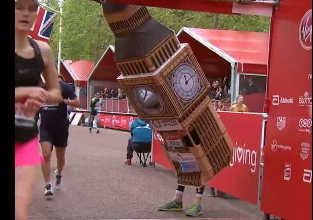 Big Ben runner