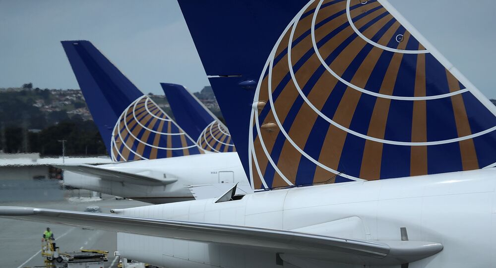 United Airlines planes sit on the tarmac at San Francisco International Airport on April 18, 2018 in San Francisco, California. United Continental Holdings reported better than expected first quarter earnings with revenue of $9.03 billion compared to analyst expectations of $9.01 billion.