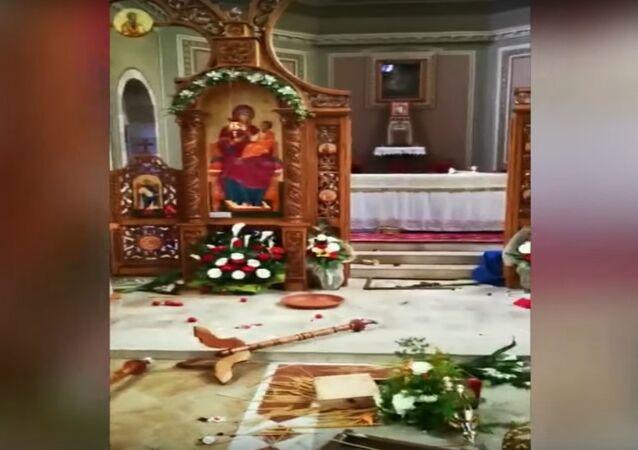CESENA: Chiesa del Lugaresi, due rumeni arrestati, troppo ubriachi per ricordare