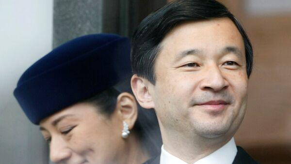 Japan's Crown Prince Naruhito and his wife, Crown Princess Masako - Sputnik International