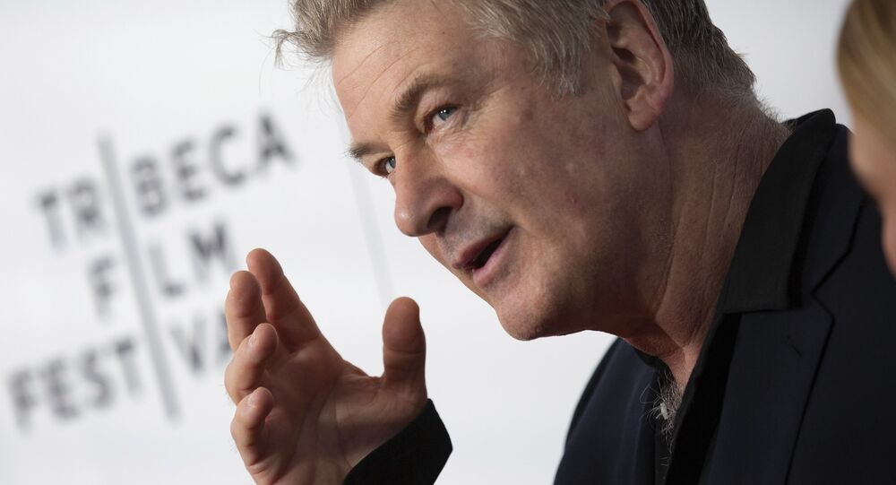 Actor Alec Baldwin attends the screening for Framing John DeLorean during the 2019 Tribeca Film Festival at the SVA Theatre on Tuesday, April 30, 2019, in New York.