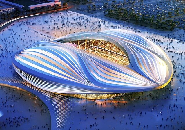 Al Wakrah Stadium Design