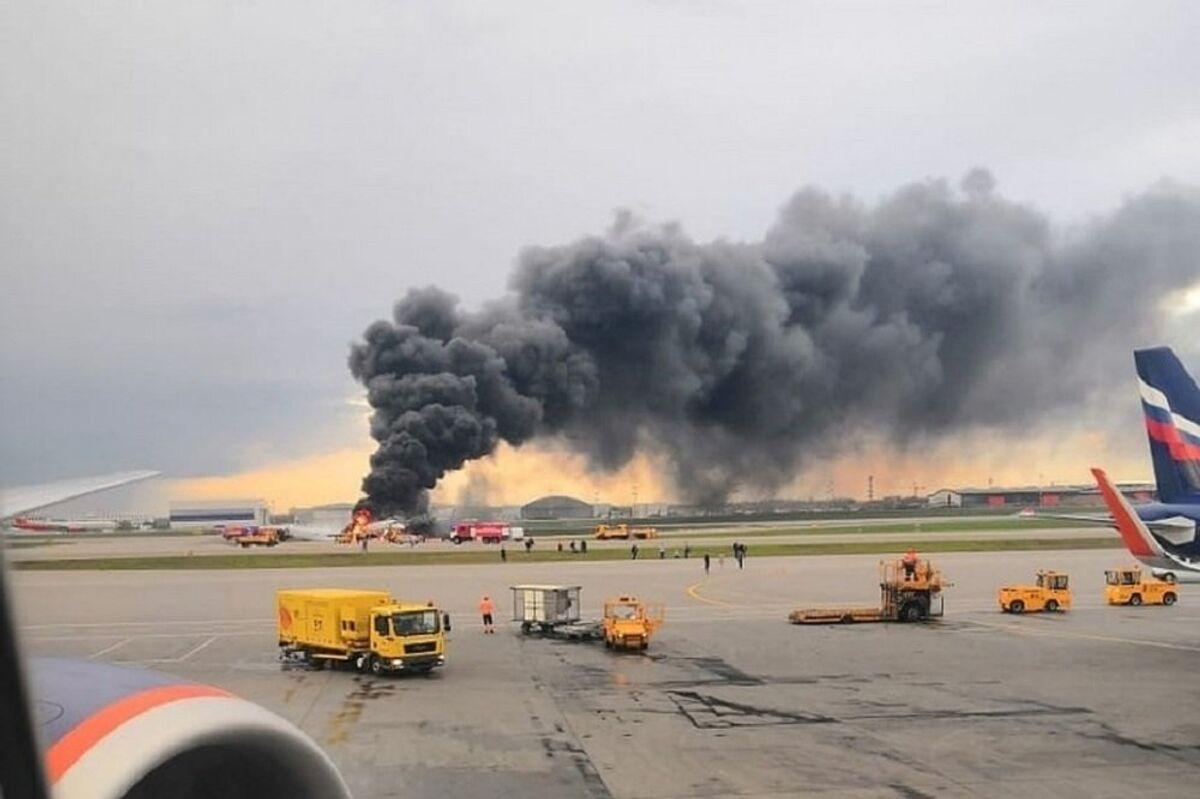 Investigators List 3 Possible Reasons for Deadly Superjet-100 Fire ...