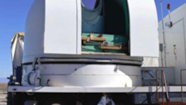 Self-Protect High Energy Laser Demonstrator - Sputnik International