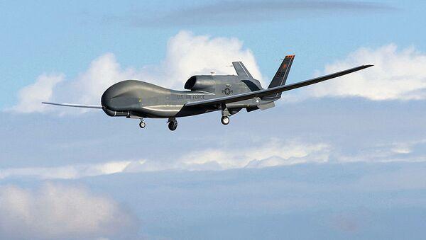 U.S. Air Force RQ-4 Global Hawk - Sputnik International