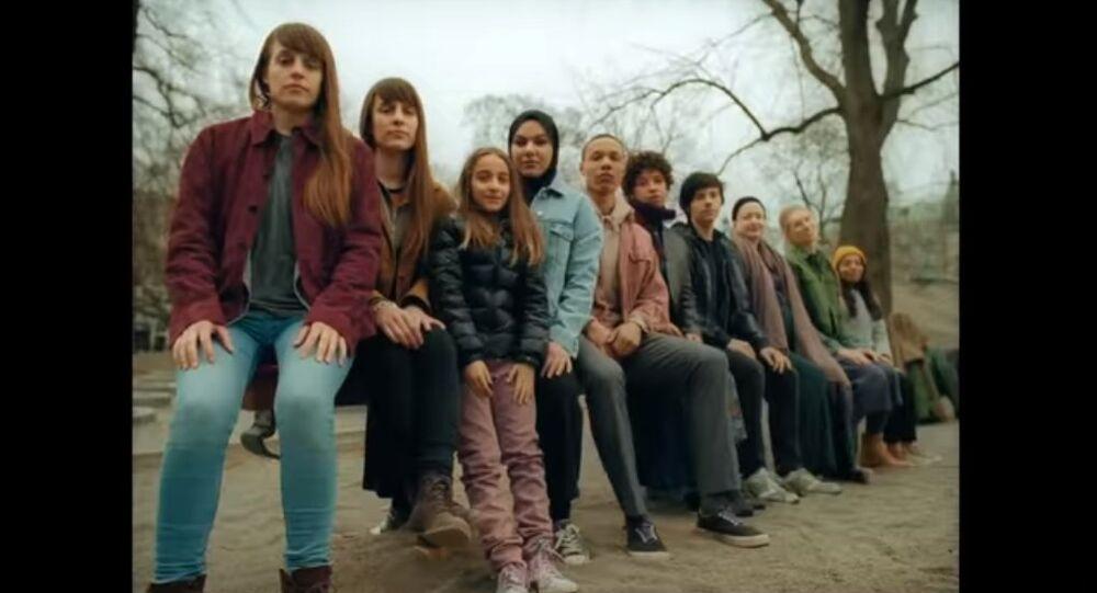 Försvarsmakten reklamfilm: Kom som du är