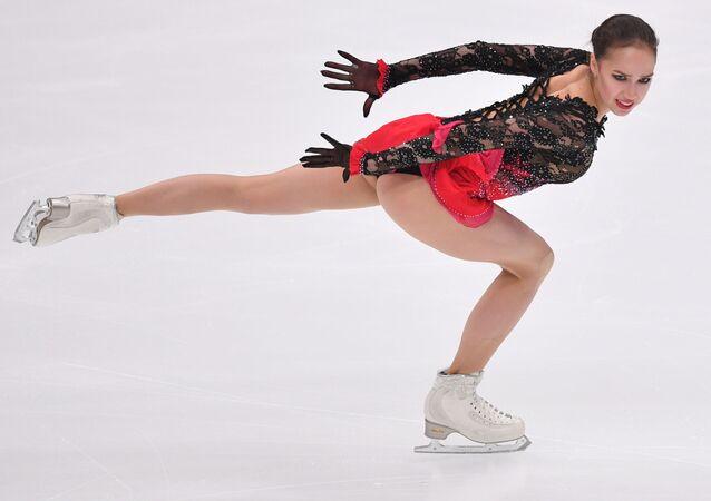 Russia's Zagitova & Medvedeva Make the List of ISU Top Figure Skaters