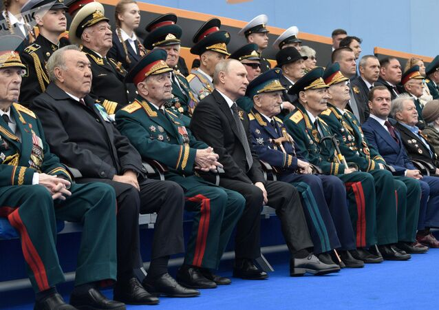 Russia Victory Day Parade