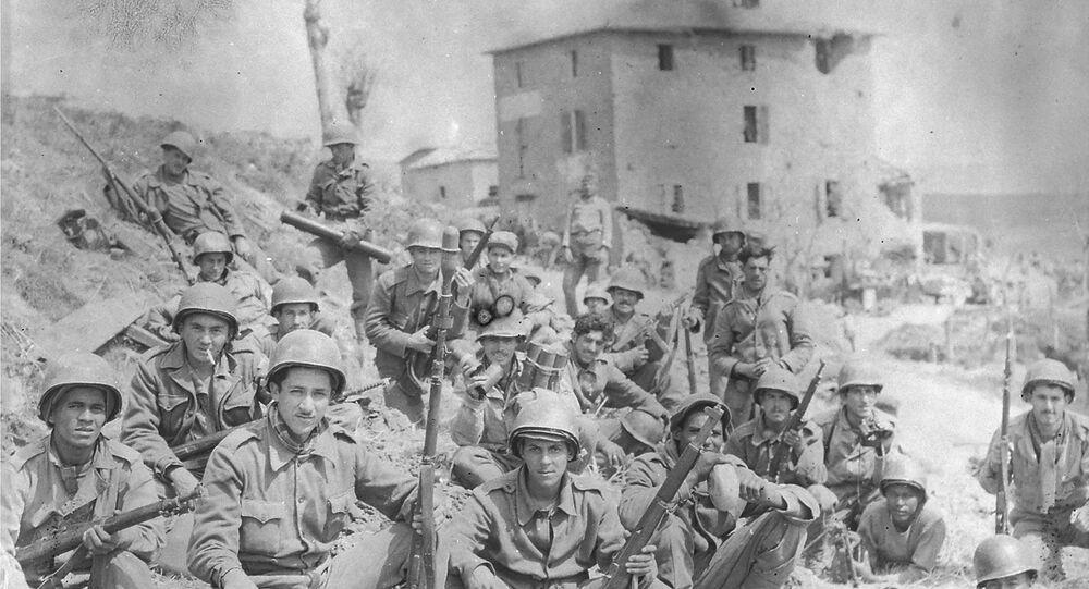 Brazilian soldiers