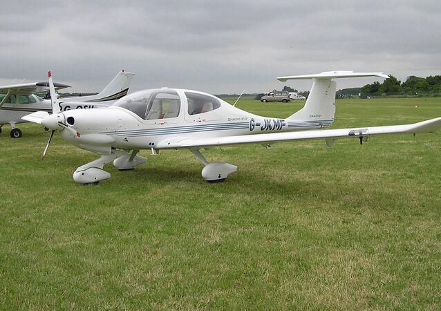 File photo: Diamond Star DA40-TDI diesel powered model
