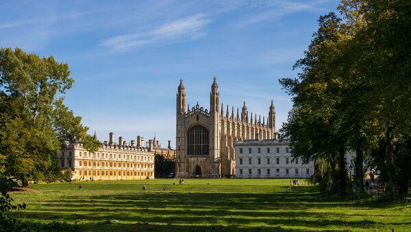 King's College, Cambridge - Sputnik International