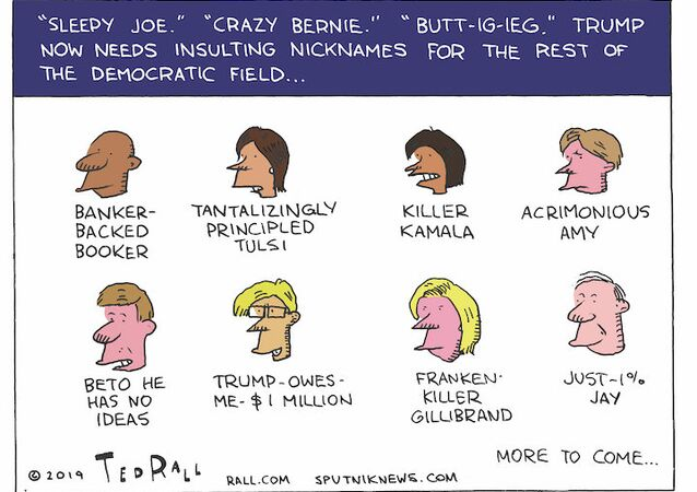 Trump's Name Game