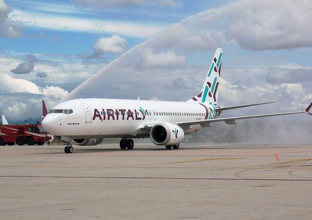 Air Italy B737 MAX