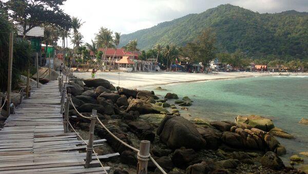 Sunrise Beach in Koh Phangan, Thailand (File) - Sputnik International