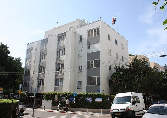 Polish Embassy in Tel Aviv, Israel