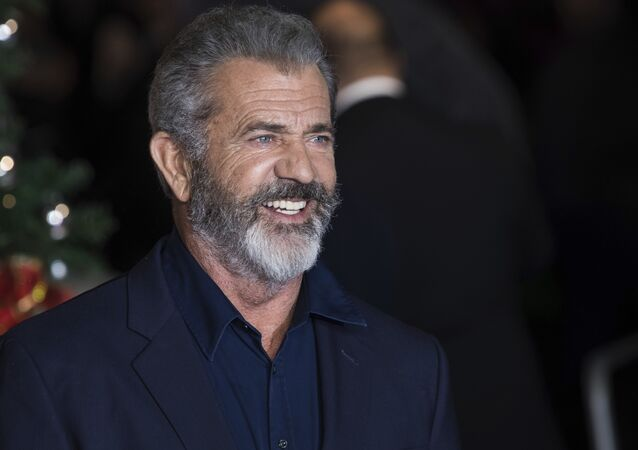 Actor Mel Gibson poses for photographers upon arrival at the premiere of the film 'Daddys Home 2', in London, Thursday, Nov. 16, 2017