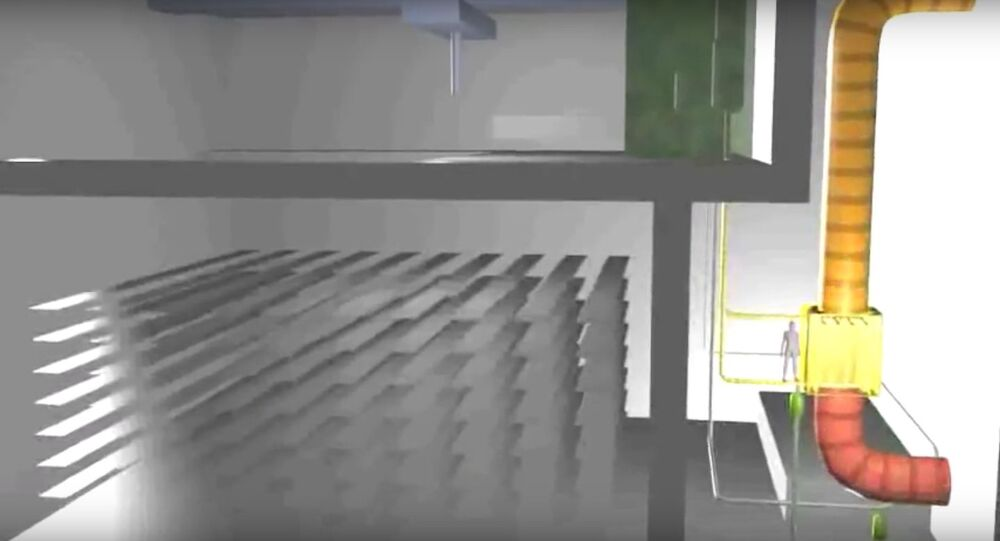 The Dual Fluid Reactor - A new Concept for a Fast Nuclear Reactor