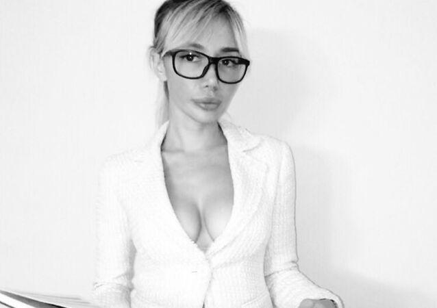 Irina Kova, an Instagram photo