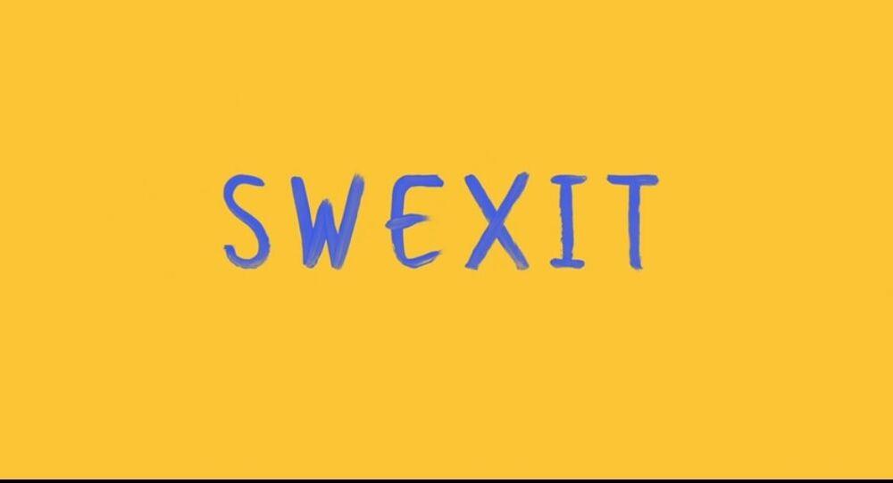 SWEXIT – Alternativ för Sveriges förbjudna reklamfilm