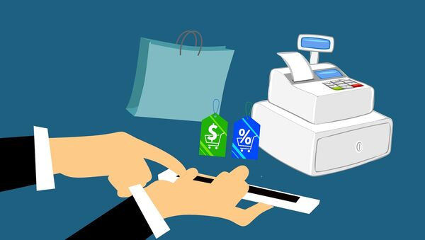 Smartphone payments - Sputnik International