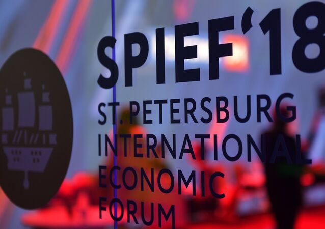 The International Business Forum in St. Petersburg