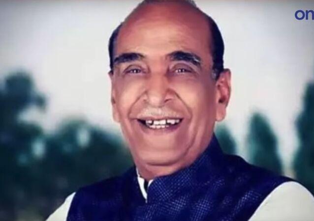 MP Sehore District Congress President Ratan Singh Thakur